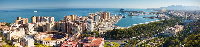 Malaga repülőjegy - repjegy.hu