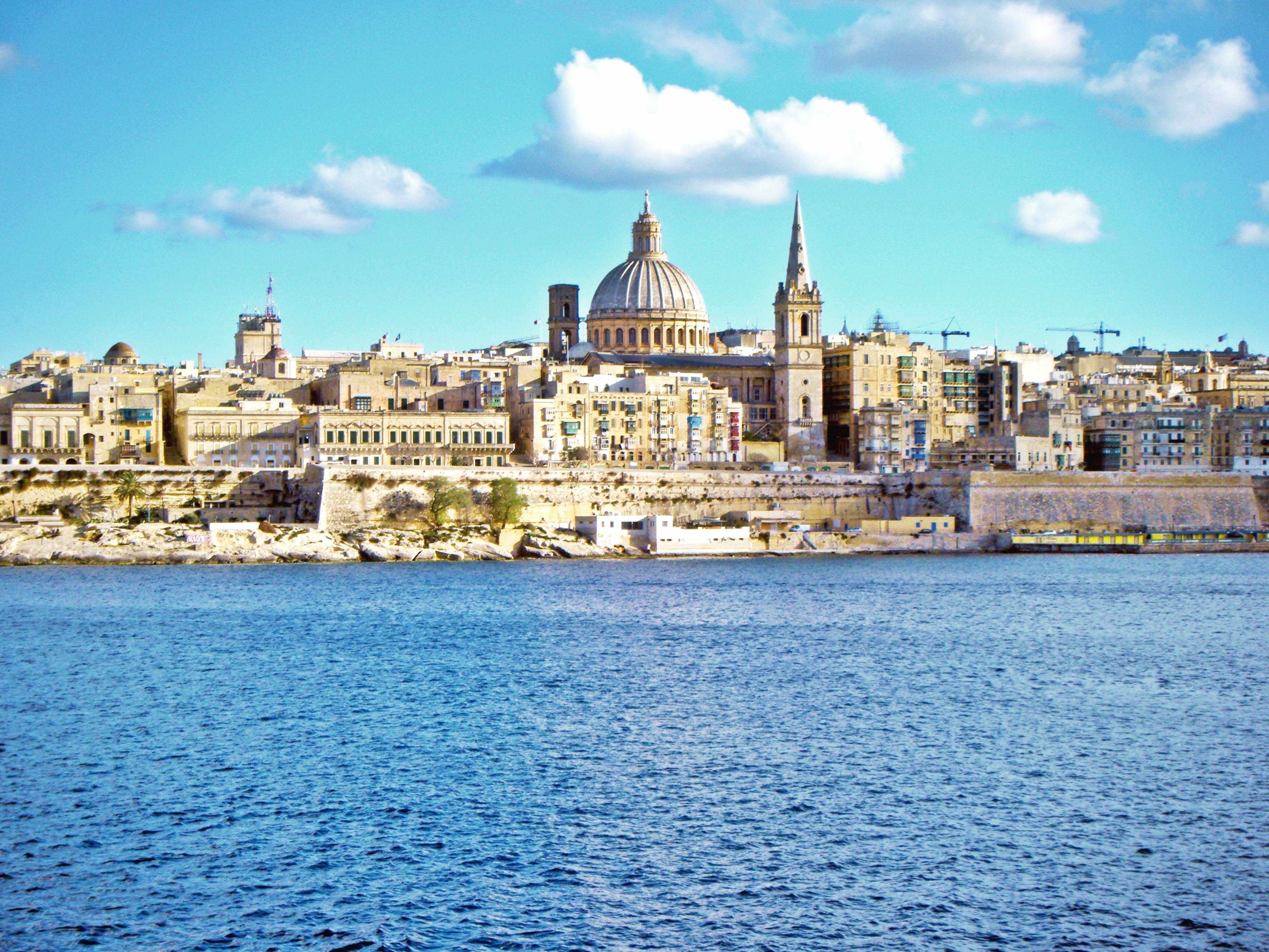 Málta fővárosa, Valletta