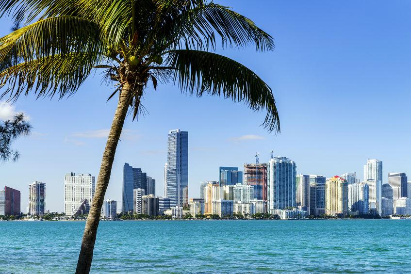 Napfényes Miami