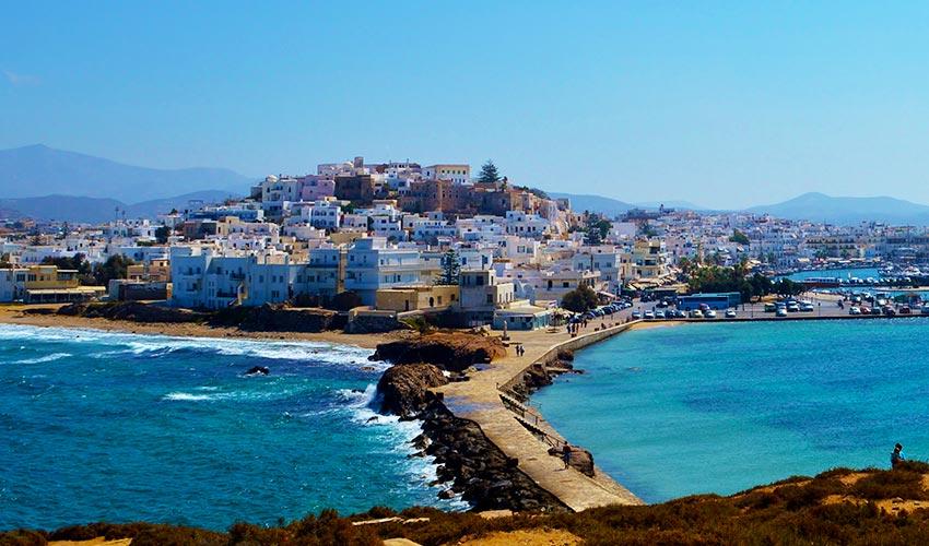 Náxosz sziget Görögországban
