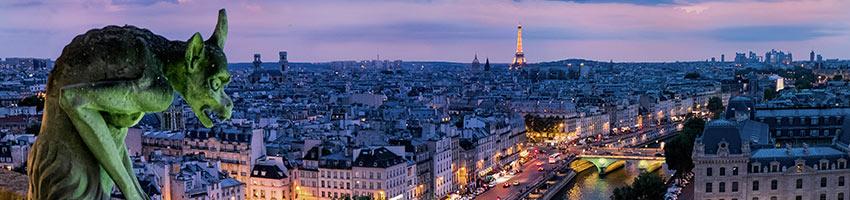 Párizs repülőjegy - repjegy.hu