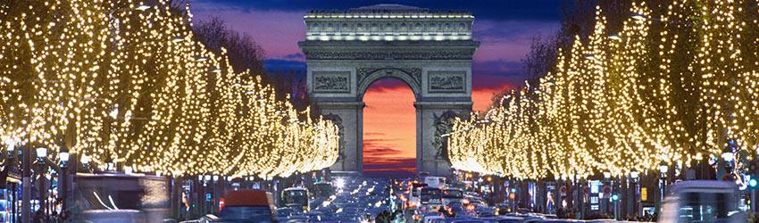 Párizs Karácsonykor - repjegy.hu