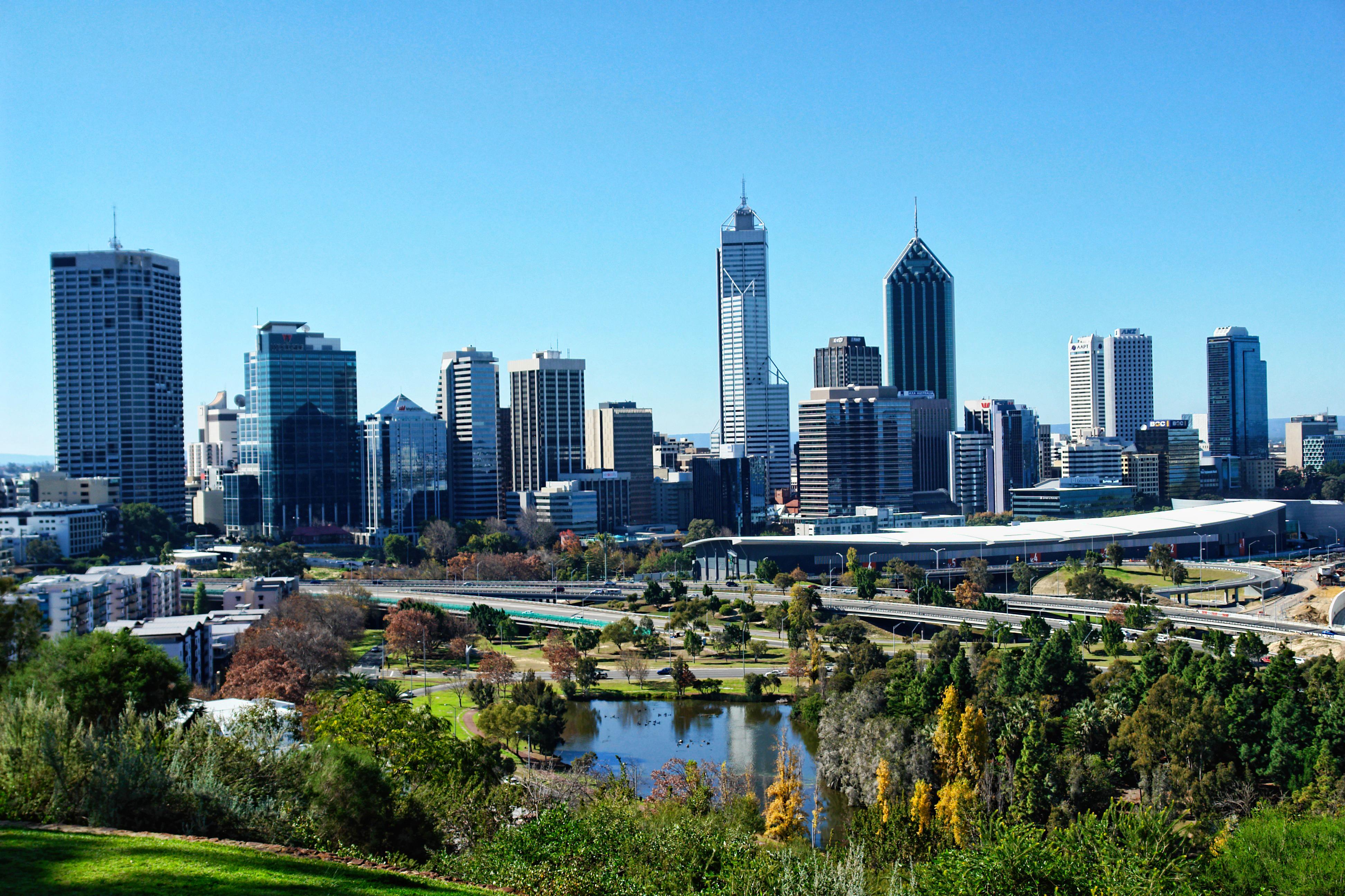 Perth, Ausztrália