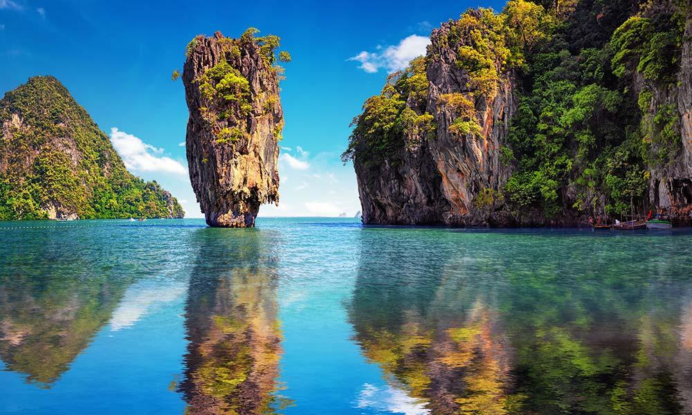 James Bond szikla Phuketen - repjegy.hu