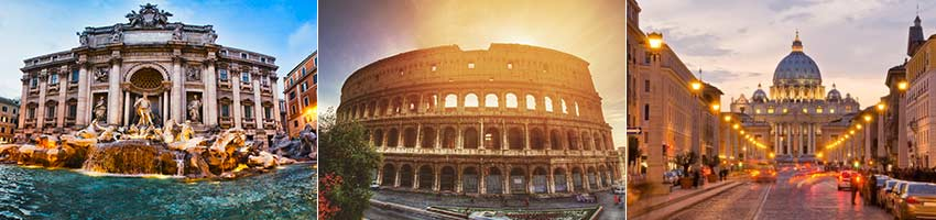 Római repülőjegyek keresése - repjegy.hu