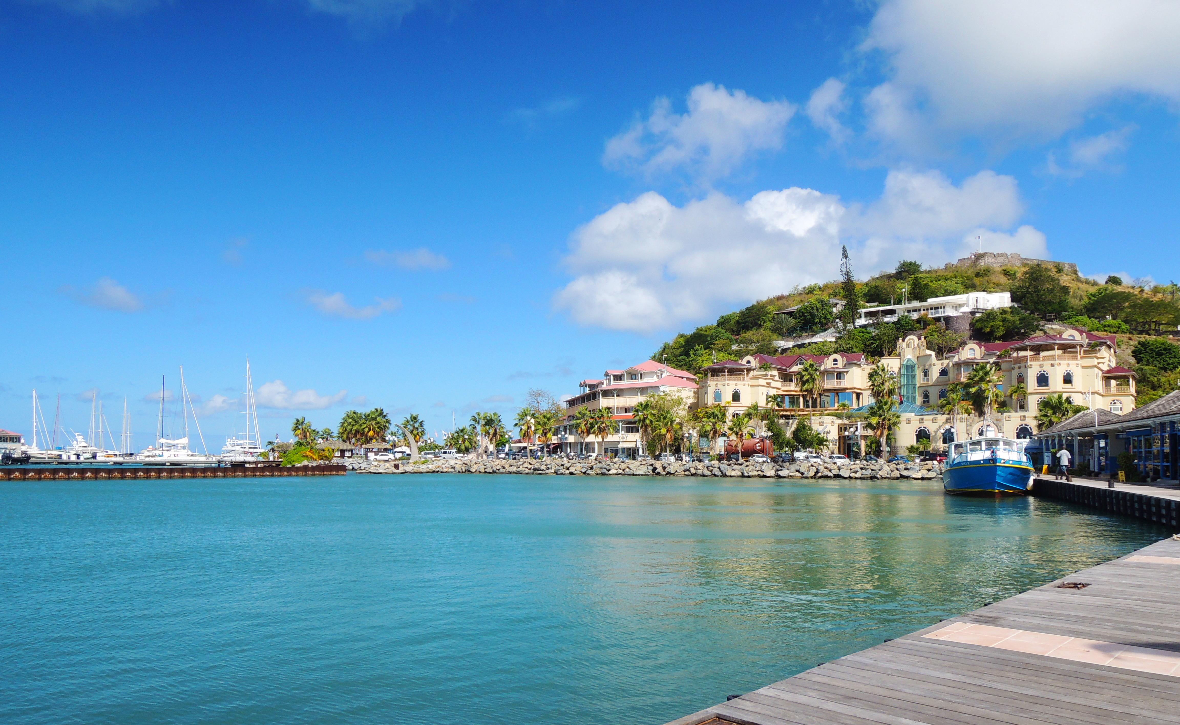 Saint Marteen, Holland Antillák