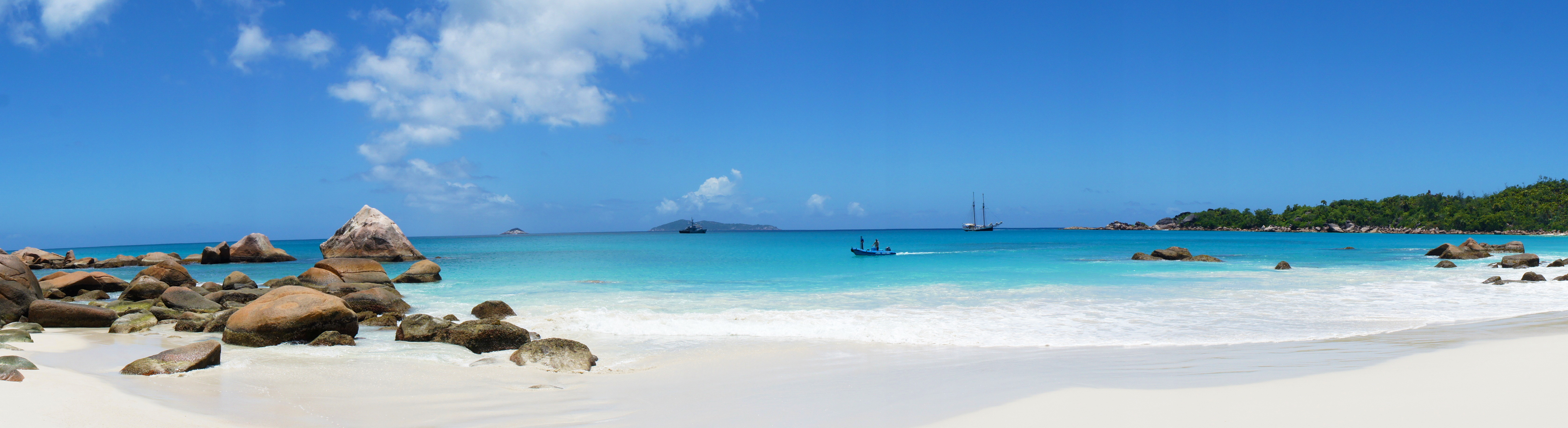 Seychelle-szigetek, Mahe-sziget