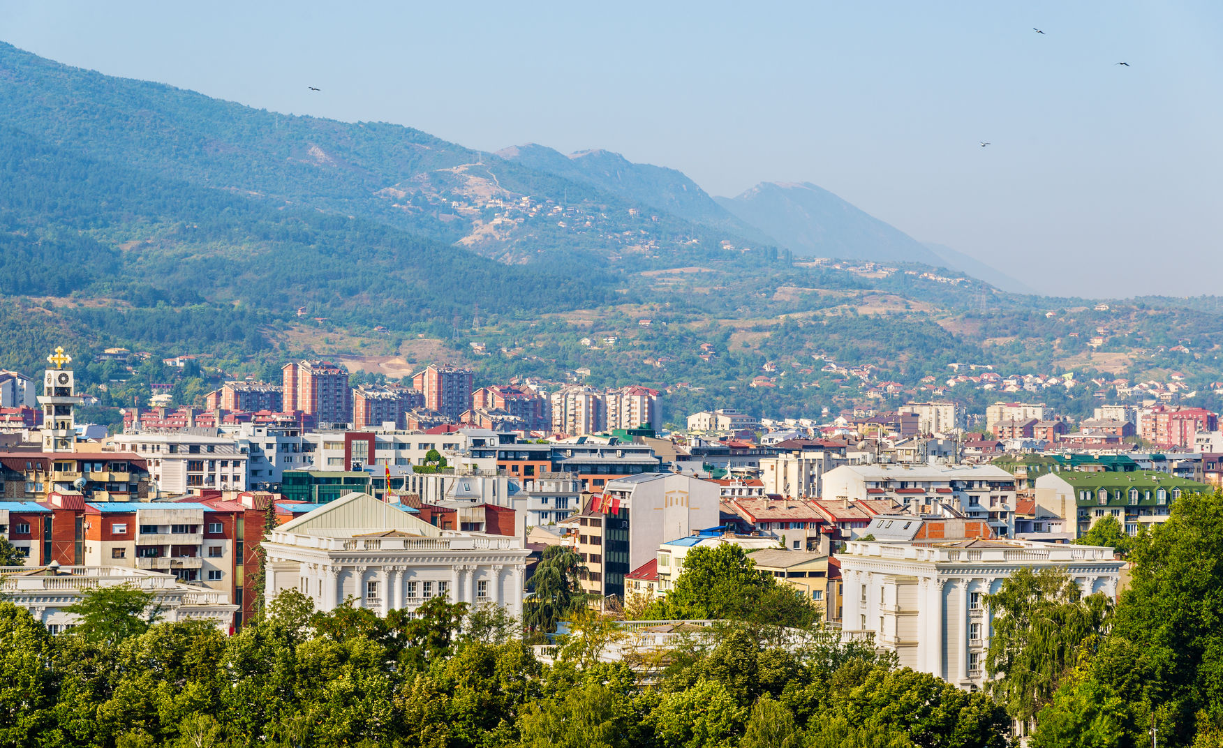 Skopje, Macedónia