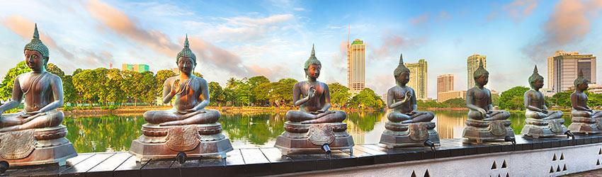 Srí Lanka, Colombo - repjegy.hu
