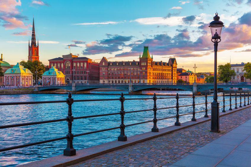 Stockholmi naplemente