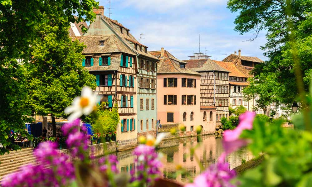 Strasbourg, Franciaország - repjegy.hu