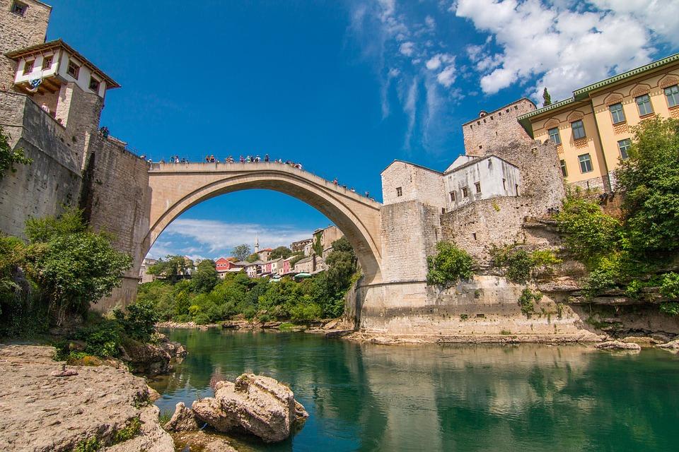 Mostar, Bosznia és Hercegovina
