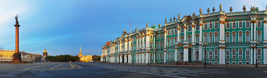 Szentpétervár akciósan a repjegy.hu-n