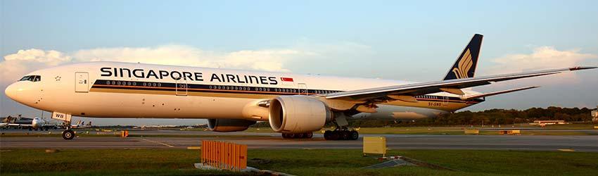 A Singapore Airlines az év légitársasága