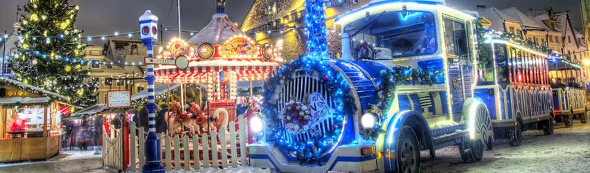 Tallinn Karácsonykor - repjegy.hu