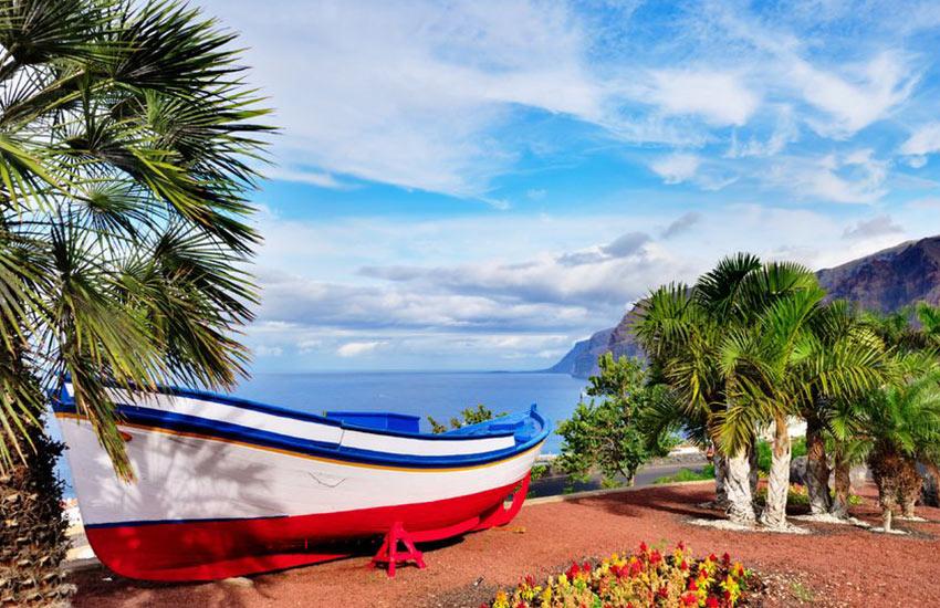 Kanári-szigetek legnagyobb tagja, Tenerife