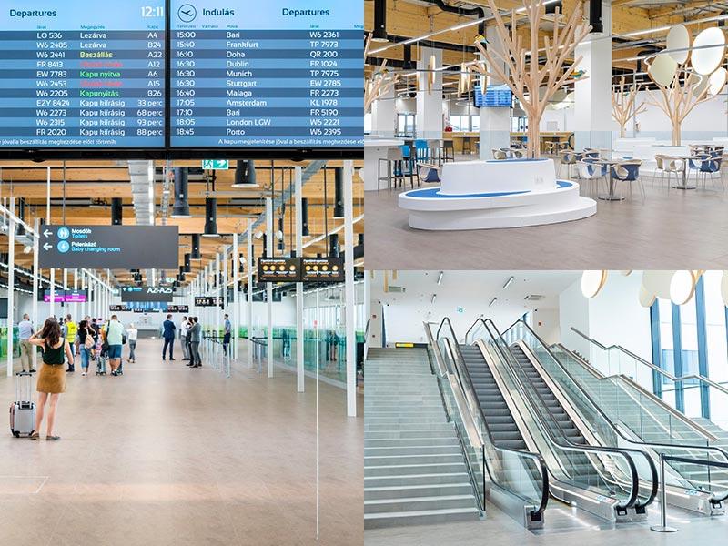 Elégedettek az utasok a budapesti repülőtér idei fejlesztéseivel - repjegy.hu