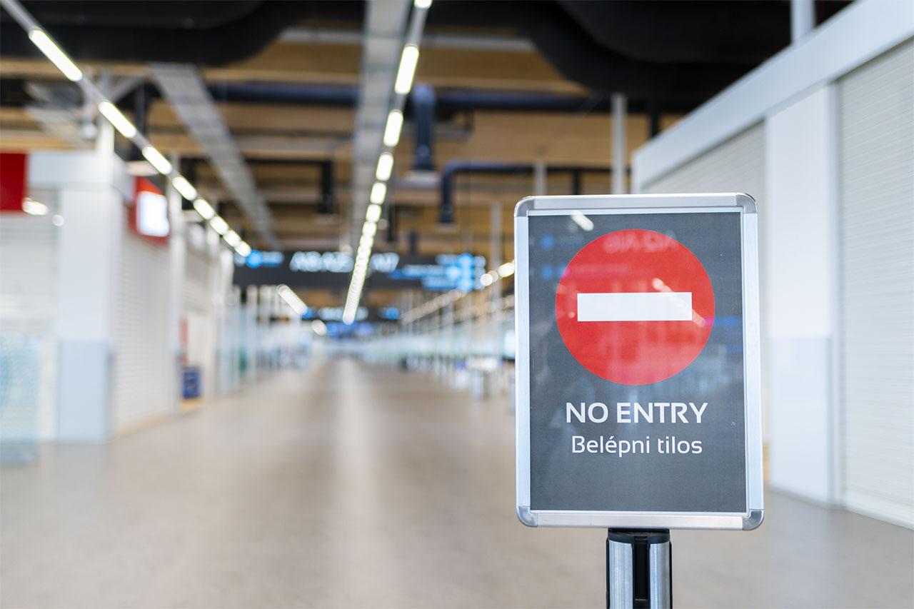Egyes terminálrészek ideiglenes lezárása kerül sor januárban a budapesti repülőtéren