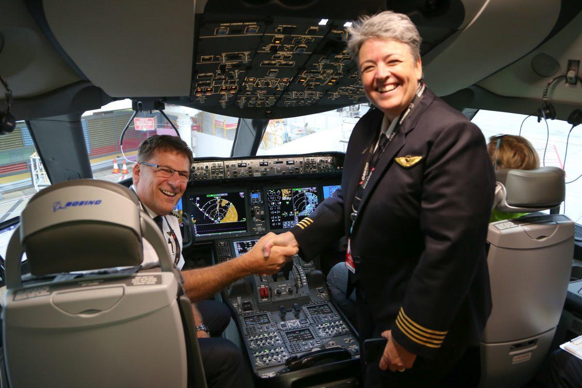 Qantas légitársaság