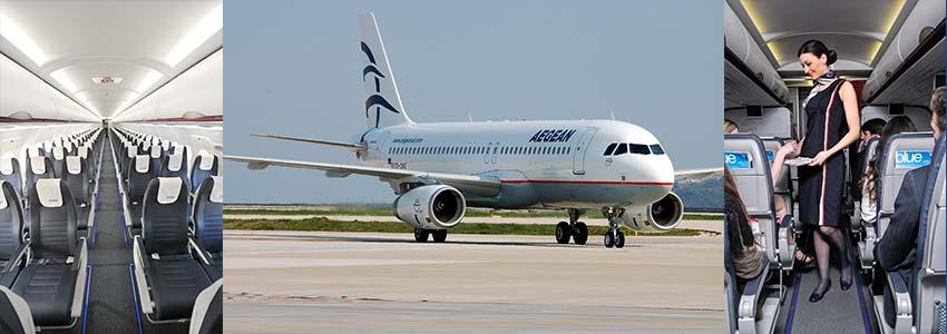 Aegean Airlines kedvezmények február 20-ig! - repjegy.hu