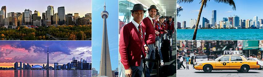 Egyszerűbben repülhetnek az USA-ba Torontón keresztül az Air Canadával - repjegy.hu