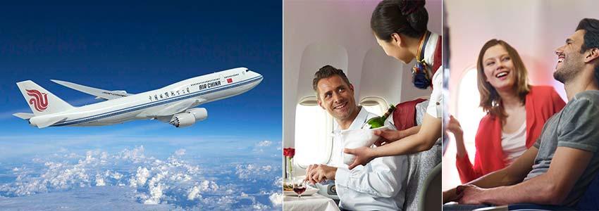 Air China légitársaság - repjegy.hu