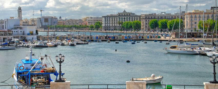 Bari és környéke közelebb kerül! - repjegy.hu