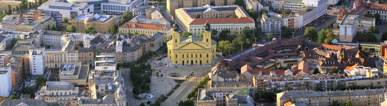 Debrecen belváros