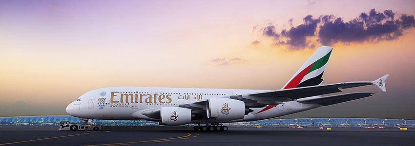 Exkluzív kedvezmény Emirates repülőjegyekre - csak a repjegy.hu-n!