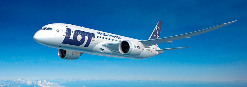 A LOT Polish Airlines közvetlen járatokat indít Budapestről az USA-ba