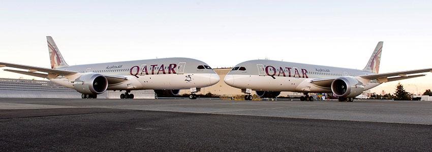 Valentin-napi kedvezmények a Qatar Airways repülőjegyekre - repjegy.hu