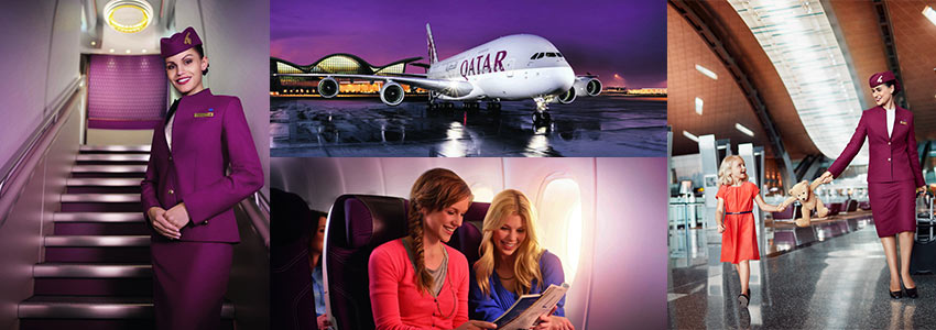 Naponta 3 járat fog közlekedni Budapest és Doha között