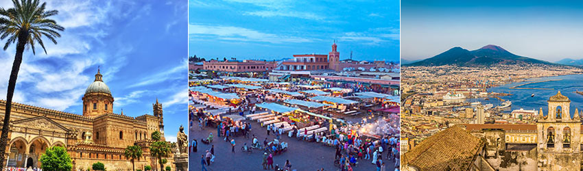 Új úti célok a Ryanair téli menetrendjében: Palermo - Marrákes - Nápoly