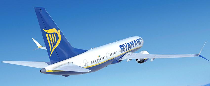 Repülőjegyek Chaniába a Ryanairrel