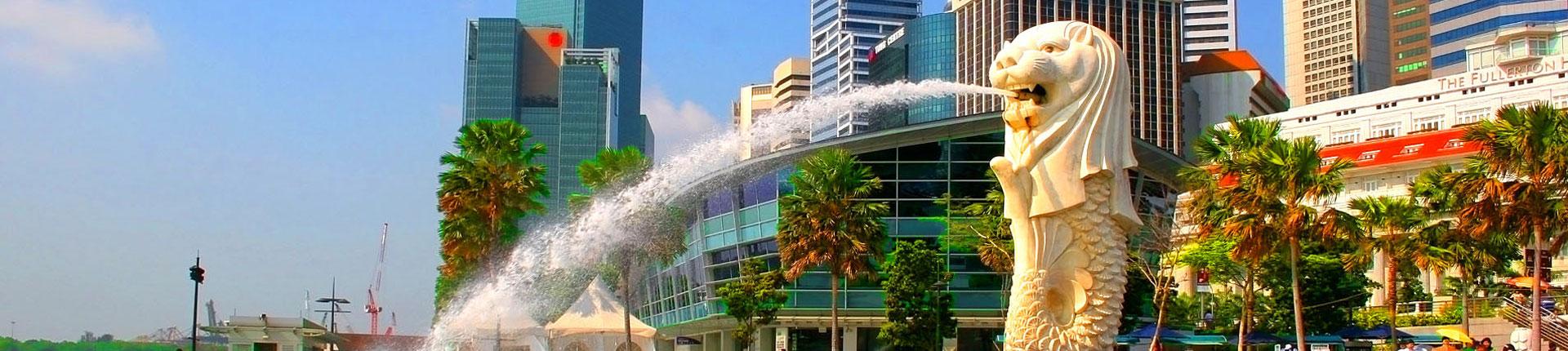 Álljon meg Szingapúrban, megéri!