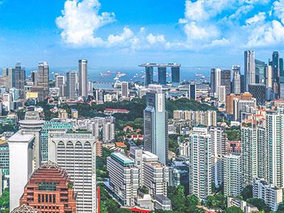 Ázsiai nagyvárosok