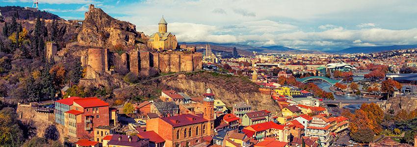 Grúzia fővárosa, Tbiliszi