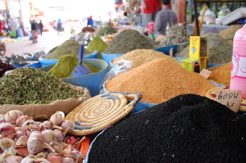 Agadir piac