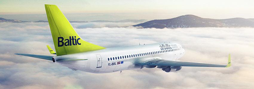 Akciós árak Rigába az AirBaltic légitársasággal - repjegy.hu