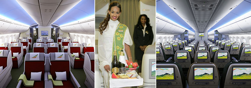 Ethiopian Airlines - repjegy.hu