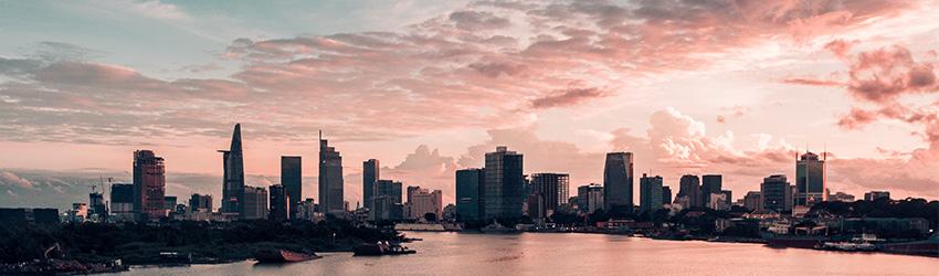 Ho Si Minh-Város