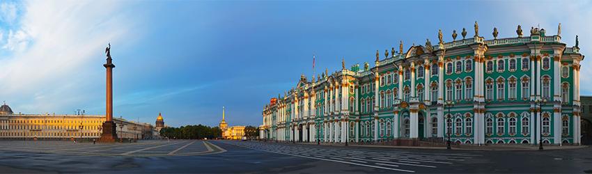 Oroszország - Szentpétervár