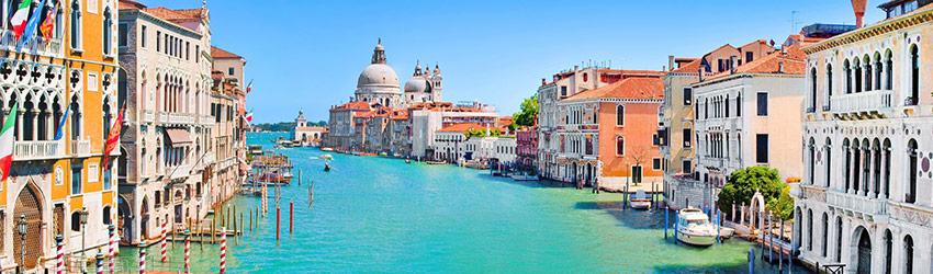 Repülőjegyek Velencébe az Alitalival