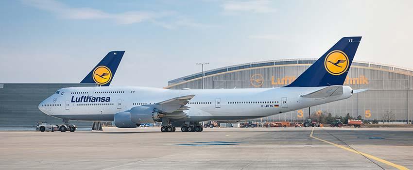 Lufthansa kedvezményes repjegyek