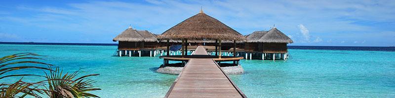 Repjegyek a Maldív-szigetekre