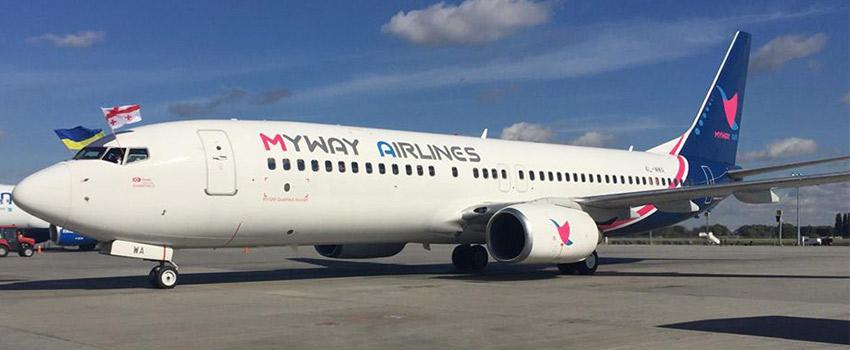 MyWay légitársaság