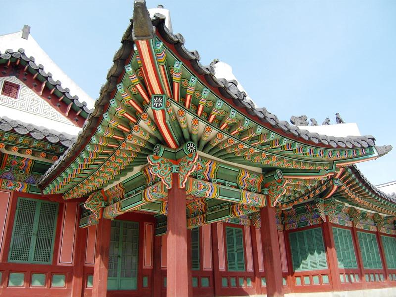 Az UNESCO Világörökség részét képező Changdeokgung palota